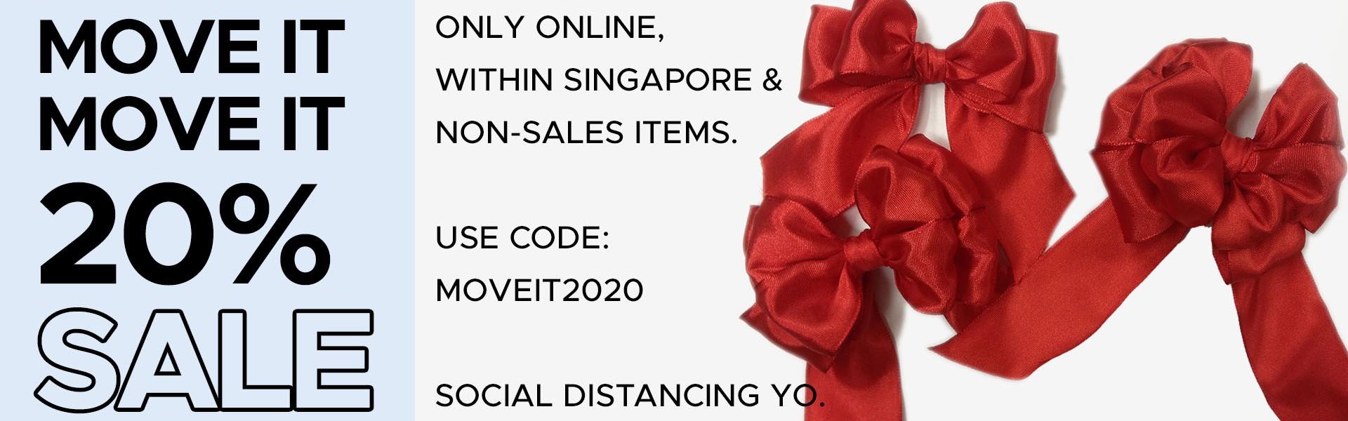 Move it move it 2020 - Discount