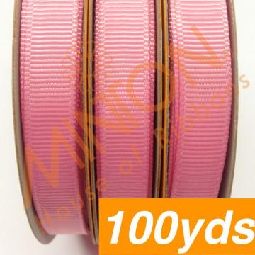 10mmx20yds Grosgrain Sherbet