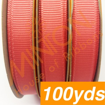 10mmx100yds Grosgrain Watermelon