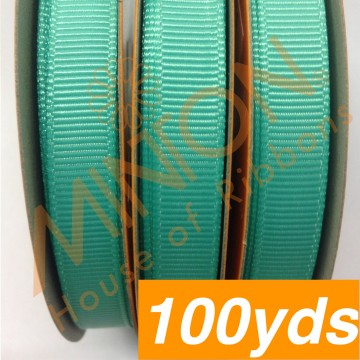 10mmx100yds Grosgrain Tropic