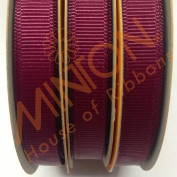 10mmx20yds Grosgrain Wine