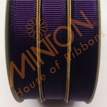 10mmx20yds Grosgrain Plum