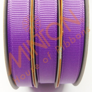 10mmx20yds Grosgrain Grape