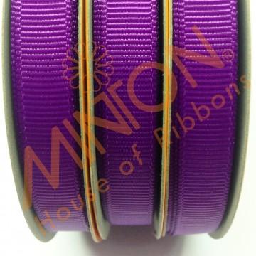 10mmx20yds Grosgrain Ultraviolet