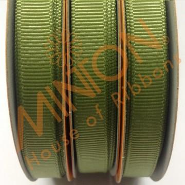 10mmx20yds Grosgrain Willow