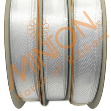 10mmx25yds SF Satin White