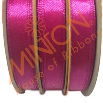 10mmx25yds SF Satin Azalea Pink