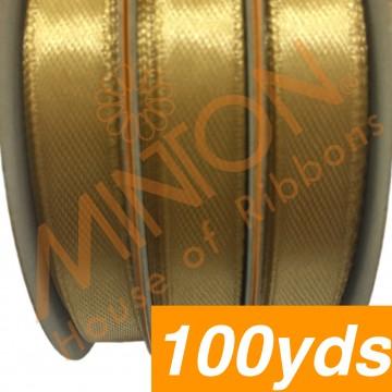 10mmx100yds SF Satin Gold