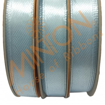 10mmx25yds SF Satin Lt.Blue