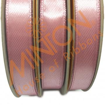 10mmx25yds SF Satin Tulip Pink