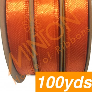 10mmx100yds SF Satin Orange