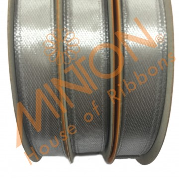 10mmx25yds SF Satin Silver