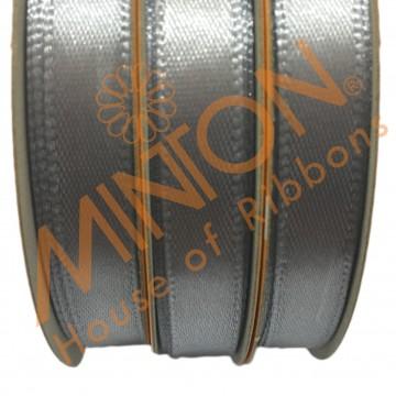 10mmx25yds SF Satin Dark Silver