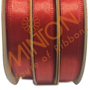 10mmx25yds SF Satin Red
