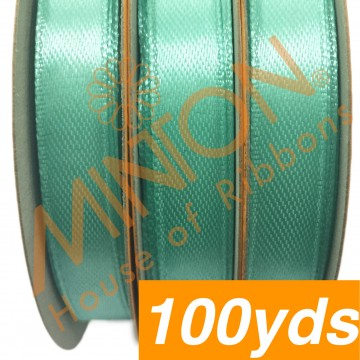 10mmx100yds SF Satin Aqua