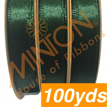 10mmx100yds SF Satin Forest Green