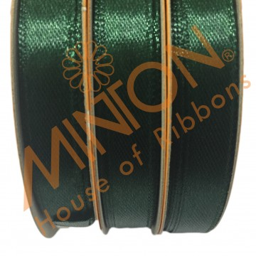10mmx25yds SF Satin Forest Green
