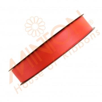 12mmx25yds DF Satin Neon Orange
