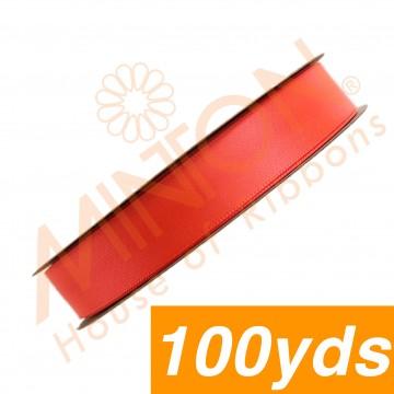 12mmx100yds DF Satin Neon Orange