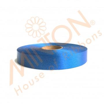 19mmx100yds Polypropylene Plastic Ribbon Electric Blue