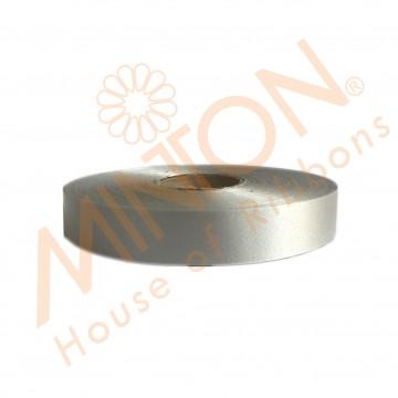 19mmx100yds Polypropylene Plastic Greyish Silver