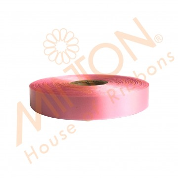 19mmx100yds Polypropylene Plastic Ribbon Pink