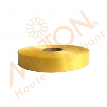 19mmx100yds Polypropylene Plastic Ribbon Sunflower Yellow