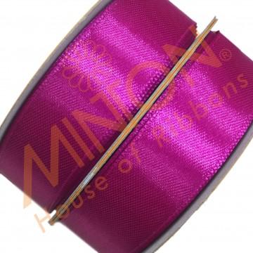 19mmx25yds SF Satin Azalea Pink