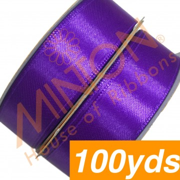 19mmx100yds SF Satin Purple