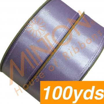 19mmx100yds SF Satin Lt.Orchid