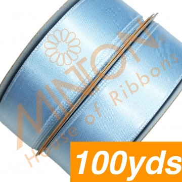 19mmx100yds SF Satin Lt.Blue
