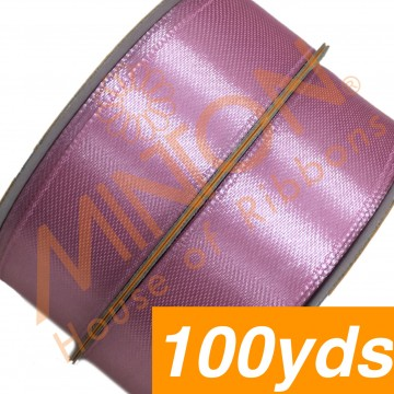 19mmx100yds SF Satin Tulip Pink