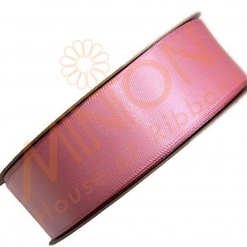 25mmx25yds DF Satin Dark Pink