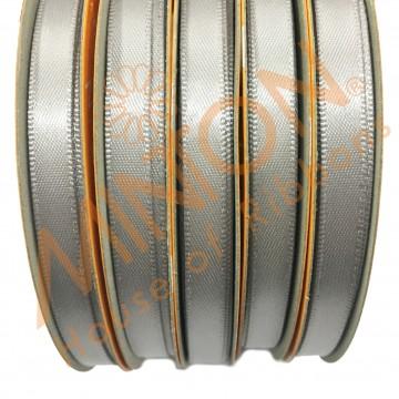 6mmx25yds DF Satin Silver
