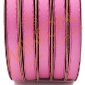 6mmx25yds DF Satin Hot Pink