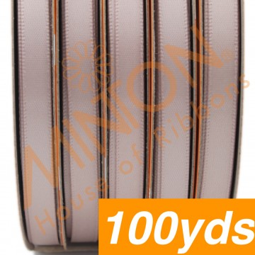 6mmx100yds DF Satin Vanilla