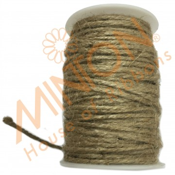 4mmx50yds Hemp Rope (Natural)